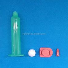 dispensing anti UV syringe barrel industrial syringe(us type) glue dispensing syringe barrel