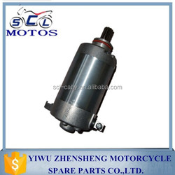 SCL-2012030747 Buy Ybr125 motorcycle spare parts Starter motor from china