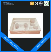 Customized pvc blister pack manufacturer for medical trays and gift packaging