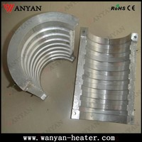 High Temperature Electric Cast Aluminum Band Heater for Plastic Machines