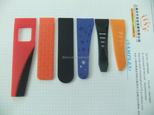 Colored Cuff Velcro Injection molded Hook