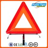 Highly reflective car emergency Warning triangle