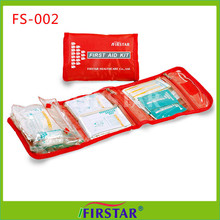 Family health care plastic first aid kit offer