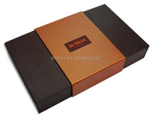 Moutain fancy paper chocolate gift packaging box wholesale