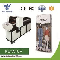 Best price uv printer for nail art,desktop uv printer with dual dx5 heads