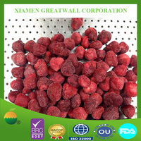 Offer competitive price for IQF frozen strawberry