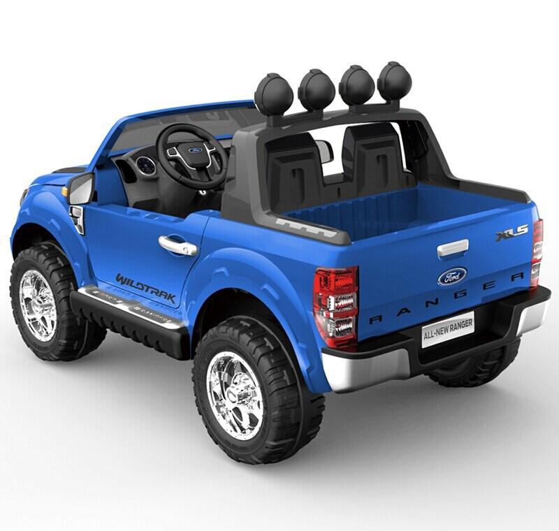 2 sitzer kinder elektroauto 12v fahrt auf suv auto mit ford genehmigung spielzeugauto produkt id. Black Bedroom Furniture Sets. Home Design Ideas