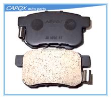 Brake pads 43022-S5A-J00 for honda CIIMO 2012