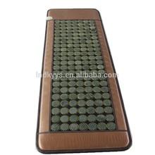 Caliente turmalina piedra de curación del colchón, la acupresión de jade colchón biomat
