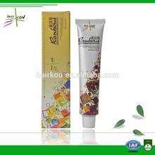 Exportación de tintes para el cabello (2014 nueva fórmula)