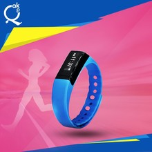best gift for beautiful ladies alarm clock bluetooth 4.0 android hand bracelet waterproof/