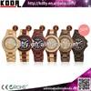 KODA bamboo watches Naturally Wholesale Wood Watch in China Factory
