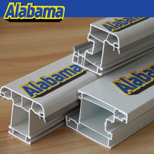 2014 CE approved windows pvc plastic profile, upvc profiles for doos and windows