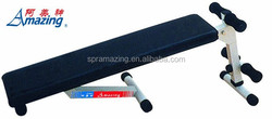 Guangzhou Fitness Equipment Manufacturer home use sit up bench exercise equipment AMA-500B