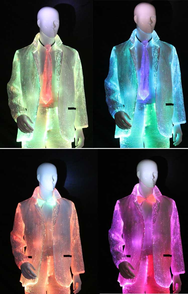 Luminous Men S Suit Light Up Jacket Led Suit For Mens