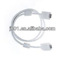 Millionwell white double ferrite for xbox 360 slim vga cable