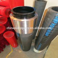 HOT PRODUCT Long Service Life Steady Concrete Pump Rubber Hose Factory In Hebei ProvinceChina
