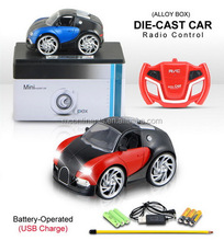 R/C 4ch Q version of alloy car with light Radio Control Toy