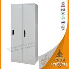 Cheap Wardrobe / Steel Cupboard / Recycled Closet Steel Lockers Metal Lockers