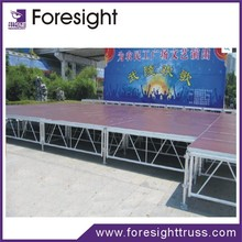 Fashional special offer for portable mobile stage