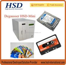 Calidad desmagnetización imán para disco duro cinta
