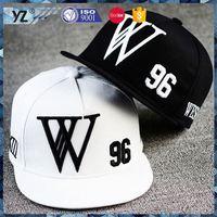 Hot selling custom design patch logo snapback hats wholesale price