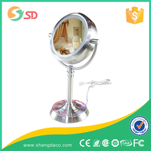 small sqaures connected modern wall mirror for home decoration