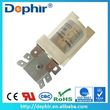 World Best Selling 4A ~ 16A 250VAC EMI EMC Filter for Vacuum Cleaners / Washing Machines