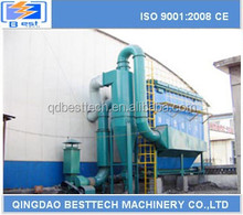 2015 pulse baghouse dust collector , dust collector cyclone design