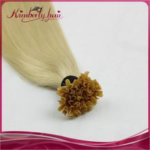 Wholesale pre-bonded hair extension brazilian kinky curly i tip hair extensions kinky curly 40 inch hair extensions