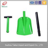 High quality light weight heated snow shovel
