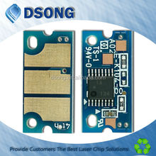 High quality chip reset for Konica Minolta C25 toner chip, Bizhub toner cartridge