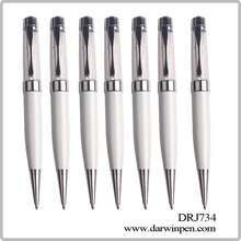 2015 New custom crystal pen logo promotional/crystal pen with logo/pen of china
