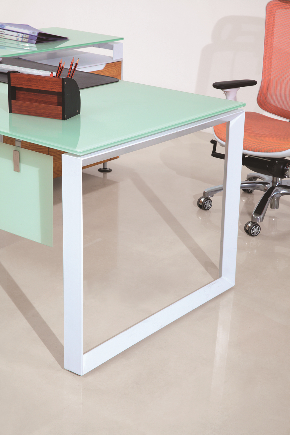 Modern Furniture China Glass Top Office Desk Buy Modern Furniture China Exclusive Office