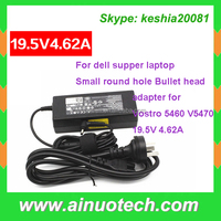 laptop power charger ac adapter charger for dell Vostro 5460 V5470 19.5V 4.62A DC adapter