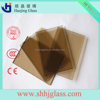 China provide best 6mm euro grey float glass with CE