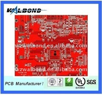 6L tv motherboard PCB,home appliance PCB,mobile phone motherboard,