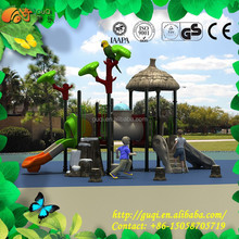 High Quality, Rotational Mould, Lovely Slide, Outdoor Children Playground, Climbing Stone GQ-017-A