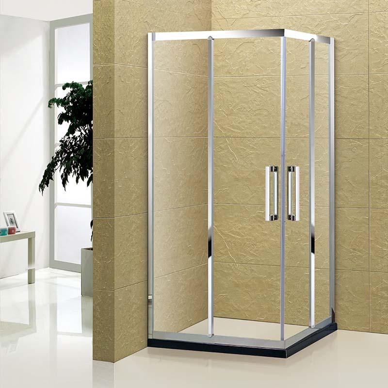 cheap bathroom stainless steel sliding glass shower door buy sliding