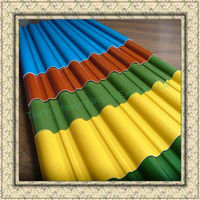 Supply High Quality metal spanish tile roofing