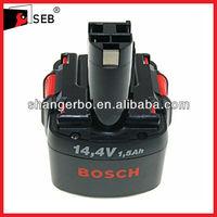 Platinum Grade 14.4V, Ni-CD, 1.5Ah, power tool Bosch cordless drill battery