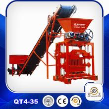 latest product QT4-35 Cement Block Making Machine brick making machinery alibaba sign in