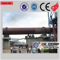 Annual Output 100000T White Cement Production Line