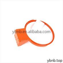 New style branded mini steel basketball rim