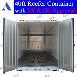Brand new 40' refrigerated container for sale