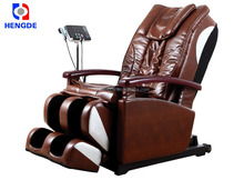 Super deluxe massage chair, vibrating body massager device, pedicure foot spa massage chair