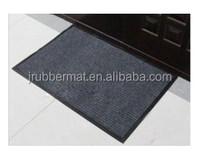 eco-friendly rubber base outdoor rug