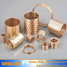 peek sealing ring bimetall bushes drawing bushes tricycle bearing graphite sae 841 solid bronze thrust bearing