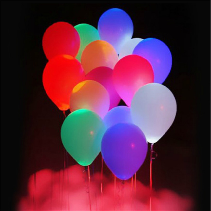 party favors factory direct inflatable latex led balloon. Black Bedroom Furniture Sets. Home Design Ideas