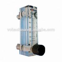 acrylic flowmeter water